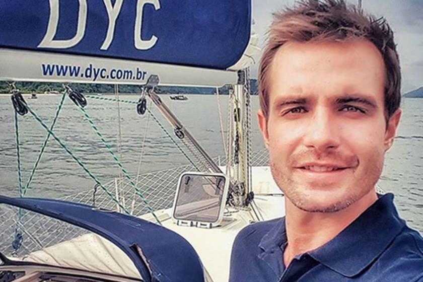 Max Fercondini desabafa após confusão com filha de Cassia Kis