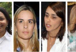 mulheres pb 1 e1521974766294 262x180 - ELEIÇÕES 2018: Na Paraíba todos os vices poderão ser mulheres! - Por Rui Galdino