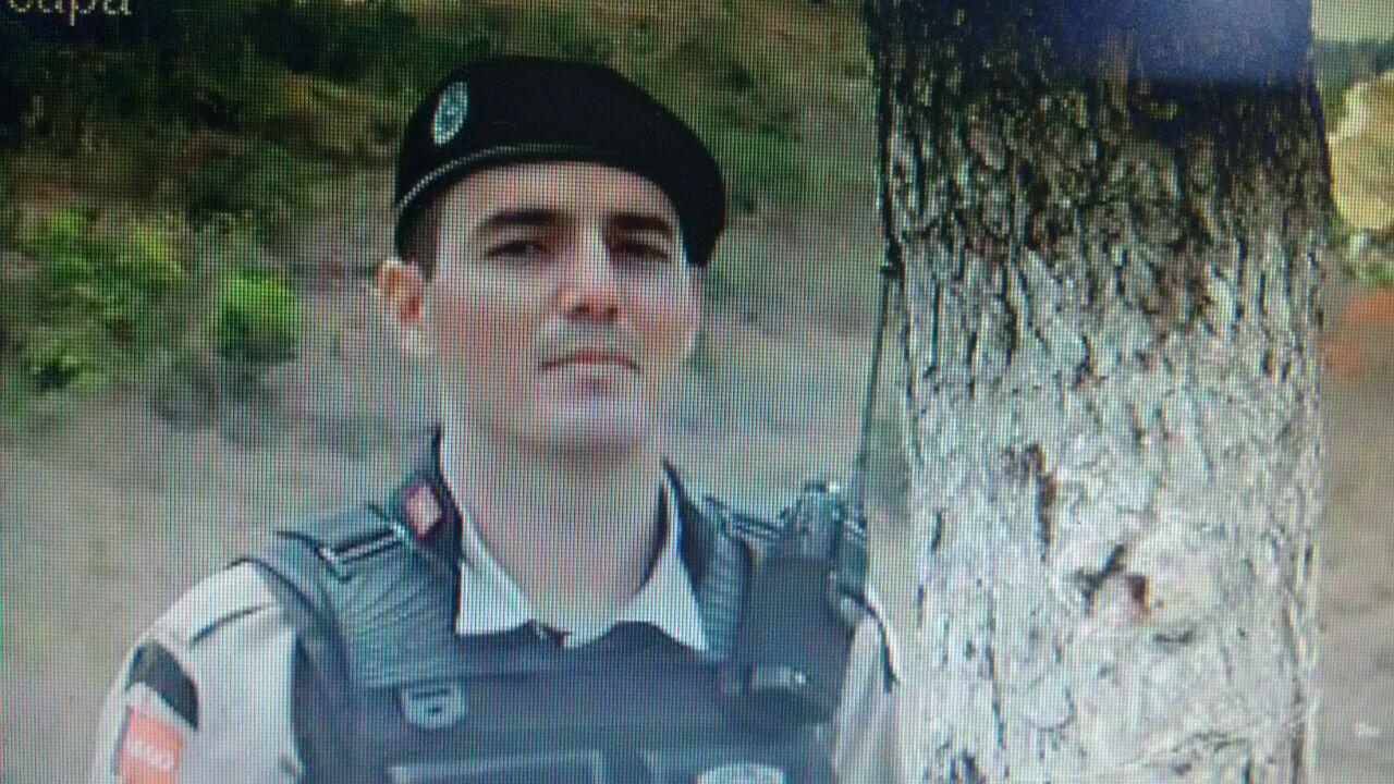 TRAGÉDIA NA PM: Sargento mata sargento nesta madrugada no dentro do Centro de Treinamento em Mangabeira
