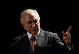 Temer vai a São Paulo para se encontrar com advogado