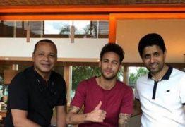 Neymar pediu aumento a presidente do PSG em visita, diz jornal