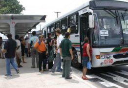 Polícia detém trio suspeito de assalto em ônibus em JP