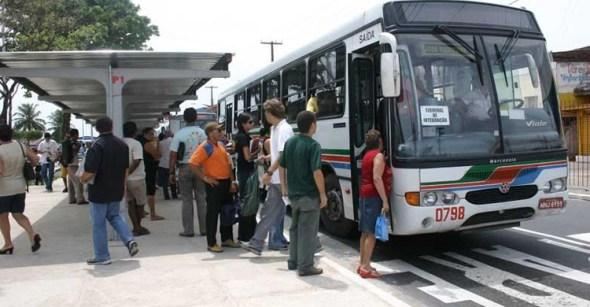 nibus - SEM COMBUSTÍVEL: frota de ônibus urbanos de João Pessoa terá 25% menos veículos nas ruas