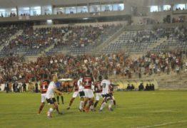 Campinense faz gol relâmpago e vence o Botafogo-PB no primeiro jogo das finais