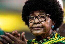 Ex-mulher de Nelson Mandela, Winnie morre aos 81 anos