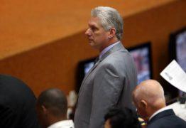 Díaz-Canel é indicado presidente de Cuba em substituição a Raúl Castro