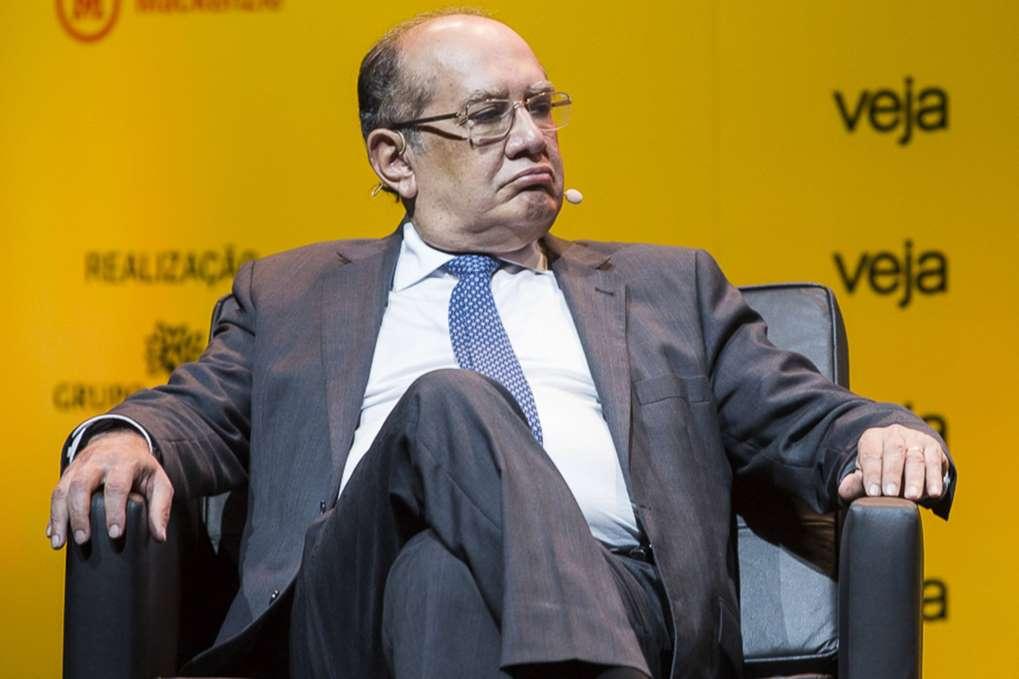 AAwh6lq - 'Decisão do STF pode soltar Lula', diz Gilmar Mendes