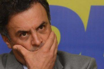 Aécio vira réu no Supremo e contribui para derreter imagem do PSDB