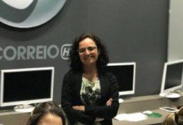 Jornalista Angélica Lúcio assume chefia de reportagem da TV Correio/Record