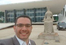 Prefeito nomeia advogado Luiz Pereira para cargo de procurador da Secom
