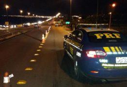 Polícia Rodoviária Federal encontra corpo às margens da BR-230 em Santa Rita
