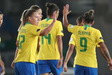 Twitter transmitirá jogos da Seleção Feminina na Copa América