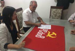 Deputado Inácio Falcão se filia ao PCdoB