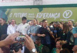 ELEIÇÕES 2018: PV empossa Luciano Cartaxo como presidente estadual ao lado de Lira, Rômulo e Cássio; PSC e PP não comparecem