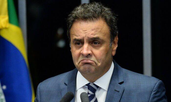 Resultado de imagem para Aécio Neves réu por corrupção