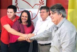 Lídia oficializa apoio do PMN ao PSB e dispara: 'João representa os valores que nunca abandonei'