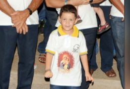 Menino de quatro anos morre após ligar a bater carro do pai em Guarabira
