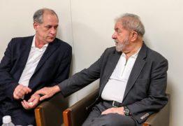 A APOSTA DO PT? Lula pede para receber Ciro Gomes em Curitiba