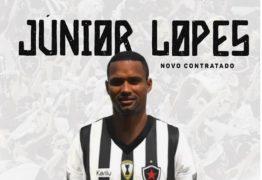 NOVO ELENCO: Botafogo -PB anuncia nome de novo zagueiro