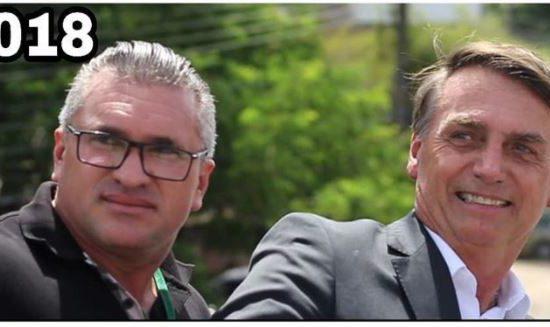 NINJA NA REDE: na Paraíba, Julian Lemos ressalta parceria com Bolsonaro e prevê futuro com vitórias