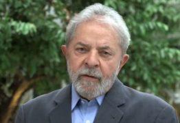 Paraibanos entram com habeas corpus para Lula ficar em prisão domiciliar