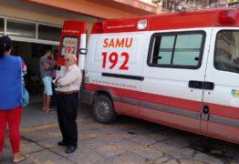 Assaltante se assusta com sirene do Samu, pula de ônibus e morre