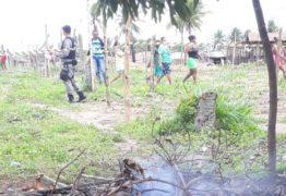 Suspeito de estuprar menina de 10 anos foi queimado vivo em Alhandra