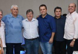 Lideranças do Vale do Sabugi recepcionam João Azevêdo e reforçam apoio a sua pré-candidatura