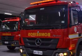 PERIGO: Duas crianças ficam feridas durante incêndio em apartamento