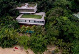 tri globo e1524090806668 262x180 - O TRIPLEX DA FAMÍLIA MARINHO: Mansão construída ilegalmente numa área de preservação ambiental - Por Flávio Lúcio