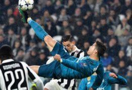 Pelé brinca com golaço de CR7: 'Fico imaginando de onde ele aprendeu aquilo'