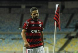 Torcedores do Flamengo atacam Diego nas redes sociais: 'Pede para sair logo'