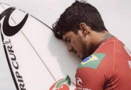 Medina está com medo de competir após ataques de tubarão: 'Não me sinto seguro'