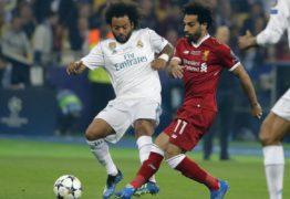 Real Madrid e Liverpool disputam a final da Champions League na tarde deste sábado