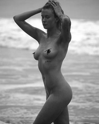 2153b4876935ab1a0ac15bb6dbceb75b - Ireland Baldwin compartilha nude de ensaio e seguidores pedem que se cubra; VEJA FOTOS
