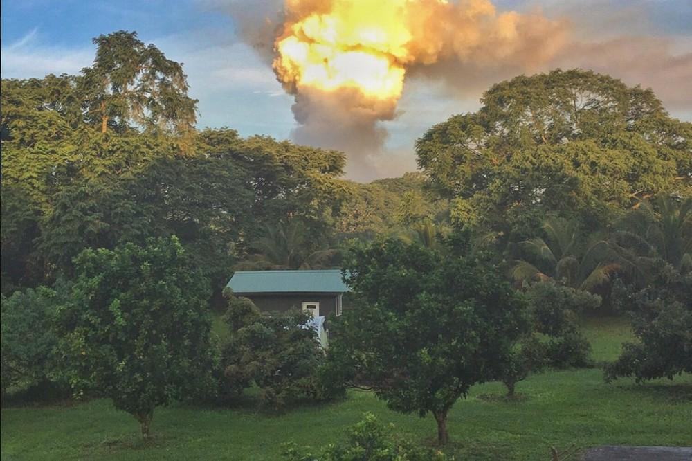 30002294 15267568210 r - Casa de brasileira é engolida por lava de vulcão no Havaí