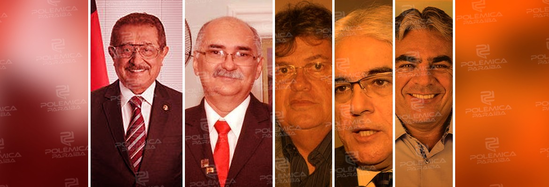 32768379 1741813675933646 1658457559280910336 n - RADIOGRAFIA DA POLÍTICA - Em Santa Luzia, Zezé vota em Zé, Efraim sustenta João e Lucélio não tem apoio declarado