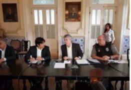 AGORA: RC reúne entidades e debate soluções para amenizar efeitos da greve dos caminhoneiros – FOTOS
