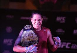 Amanda Nunes promete defender cinturão peso-pena após UFC 239