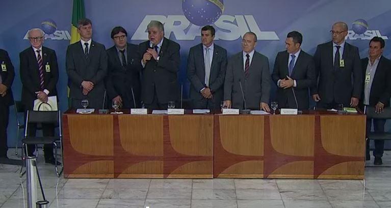 Capturar0 - GREVE NO BRASIL: Governo e caminhoneiros anunciam proposta de acordo; veja o documento