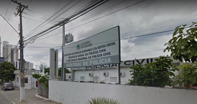 Central de Polícia Campina Grande 800x424 - Cansada de ser agredida, mulher mata o marido a golpes de faca em CG