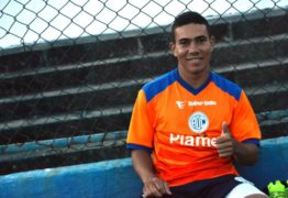 Ruy Scarpino garante permanência do atacante Danilo Bala no Campinense