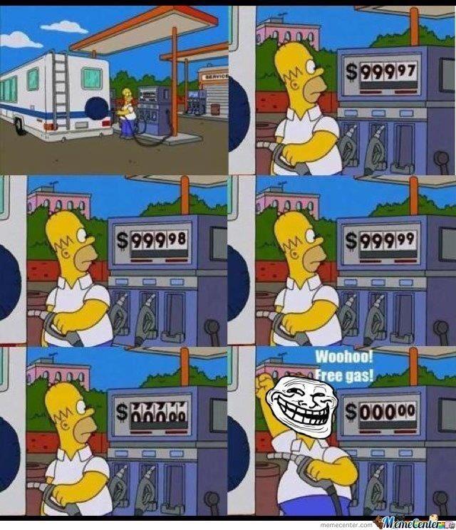 Dd O3hrWAAEmM v - PRECISÃO: 'Os Simpsons' previram a greve dos caminhoneiros no Brasil