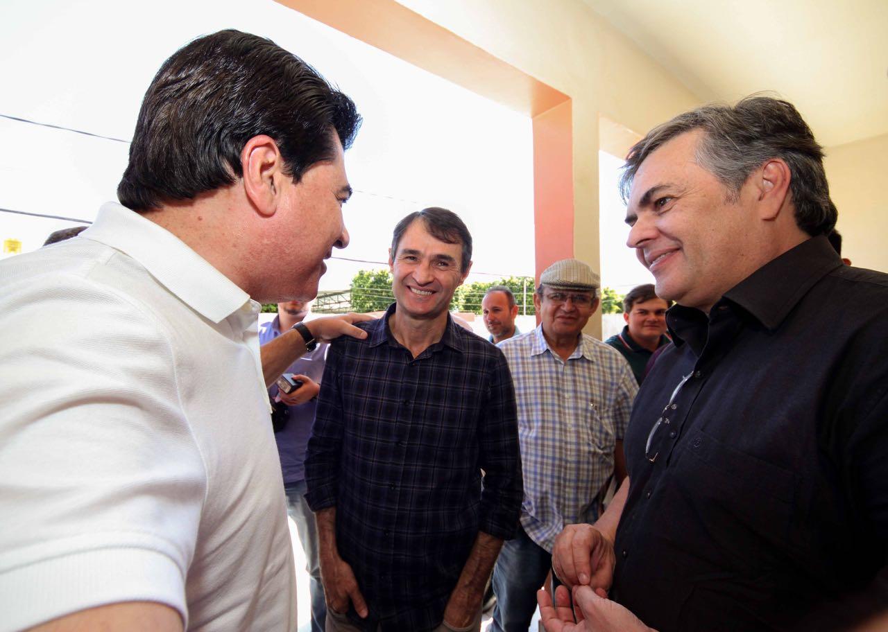 IMG 20180511 WA0005 - Cássio legitima pré-candidatura de Manoel Júnior e admite que terá que apoiá-lo em algumas cidades - OUÇA
