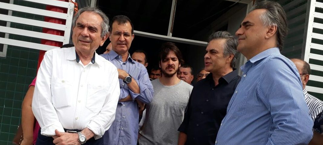 """Lira UPA 1068x480 - Lira explica """"agenda cheia"""" e desmente divergências com Cunha Lima"""