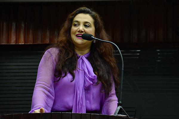 Olenka Maranhão - Olenka pode desistir de pré-candidatura para facilitar eleição de Benjamin