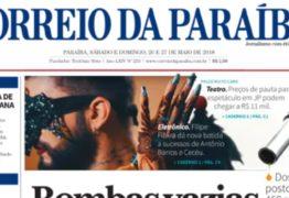 EFEITO DA GREVE: Jornal Correio da Paraíba deixa de circular nos próximos dias – ENTENDA