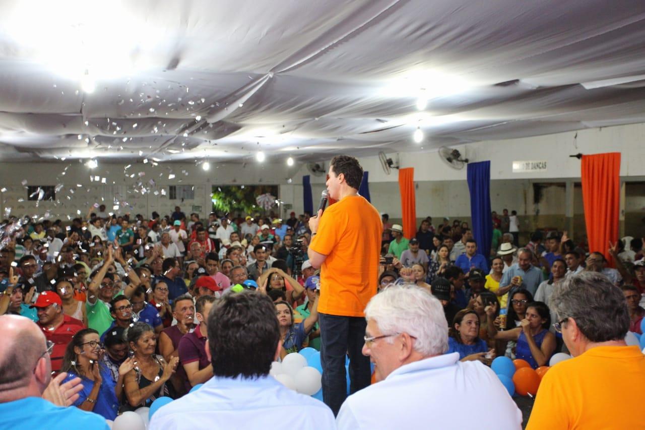 RADIOGRAFIA DA POLÍTICA – Em Santa Luzia, Zezé vota em Zé, Efraim sustenta João e Lucélio não tem apoio declarado