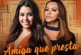 TALENTOS: Eduarda Brasil anuncia música de trabalho com Márcia Fellipe