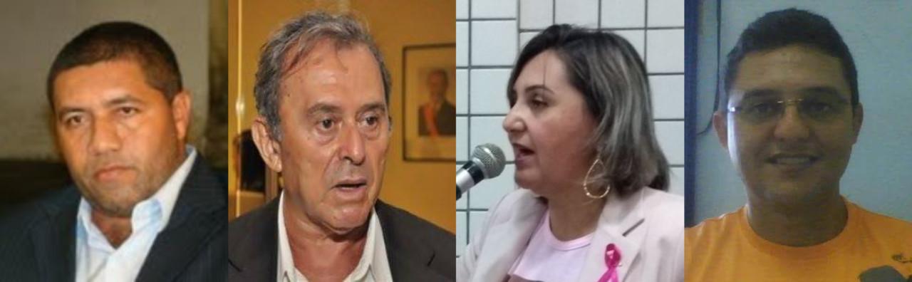 HERANÇA MILIONÁRIA: Família Régis custa mais de R$ 1 milhão por ano à Prefeitura de Cabedelo